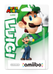 Amiibo Luigi (Super Mario Collection) - WII U