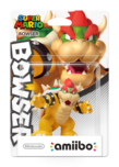 Amiibo Bowser (Super Mario Collection) - WII U