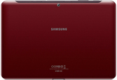 "Galaxy Tab 2 10.1"" rouge 16 Go WiFi - Samsung"