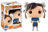 STREET FIGHTER - Bobble Head POP N° 136 - Chun-Li