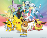 POKEMON - Mini Poster 40X50 - Eve