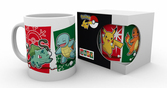POKEMON - Mug - 300 ml - Snowball Starters Christmas