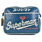 DC COMICS - Messenger Bag - Superman Japanese