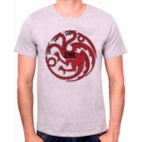 GAME OF THRONES - T-Shirt Fire and Blood (L)