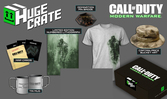 HUGE CRATE - Box Call of Duty Modern Warfare Remastered (L)