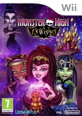 Monster High : 13 Souhaits - WII