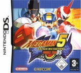 Mega Man Battle Network 5 Double Team - DS