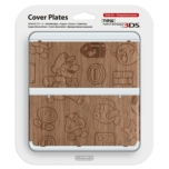 Coques Mario Bois 24 - New 3DS