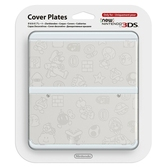 Coque Super Mario Blanche 23 - New 3DS