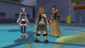 Kingdom Hearts Birth By Sleep - PSP