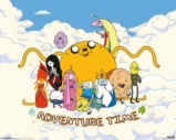 ADVENTURE TIME - Mini Poster 40X50 - Cloud