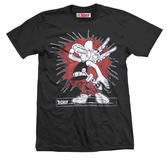 ASTERIX & OBELIX - T-Shirt - Splash Boy - Black (XL)