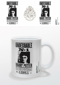HARRY POTTER - Mug - 300 ml - Undesirable N° 1