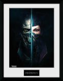 DISHONORED 2 - Collector Print 30X40 - Faces