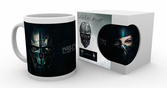 DISHONORED 2 - Mug - 300 ml - Faces