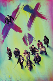 SUICIDE SQUAD - Poster 61X91 - Stand