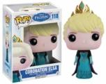 Figurine Pop Elsa couronn�e La Reine des neiges - N�118