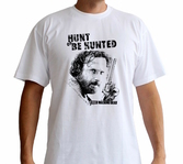THE WALKING DEAD - T-Shirt Hunt Or Be Hunted (L)