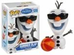 Figurine Pop Olaf �t� La Reine des neiges - N�120