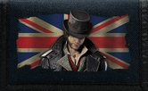 ASSASSIN'S CREED - Portefeuille Velcro - Union Jack