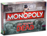 Monopoly The Walking Dead �dition survival