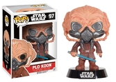 STAR WARS - Bobble Head POP N° 97 - Plo Koon (LIMITED)