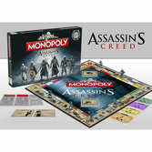 Monopoly Assassin's Creeds