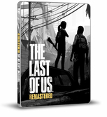 The Last of Us Remastered Steelbook édition - PS4