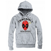 DEADPOOL - MARVEL - Sweat Chimichanga - Grey (XL)