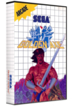 Golden Axe - Master system