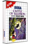 Castle Of Illusion starring Mickey Mouse - Master system