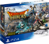 Console PS4 Dragon Quest Héroes Metal Slime 500 Go - Import Jap