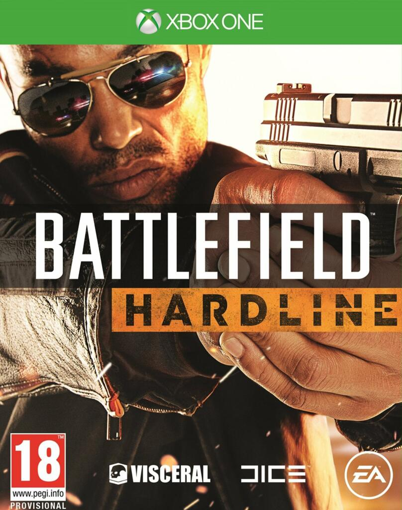 battlefield hardline xbox one acheter vendre sur r f rence gaming. Black Bedroom Furniture Sets. Home Design Ideas