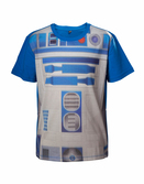 STAR WARS - T-Shirt R2-D2  Enfant (134/140)