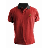 STAR TREK - Polo - Uniform - Red (L)