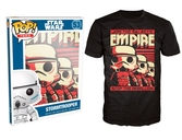 STAR WARS - T-Shirt POP - Stormtrooper (M)
