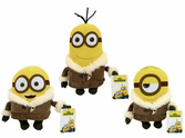 MINIONS - Plush 28 cm - ICE VILLAGE - Pack de 3