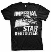 STAR WARS 7 - T-Shirt Imperial Star Destroyer (M)