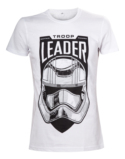 STAR WARS 7 - T-Shirt Troop Leader (L)