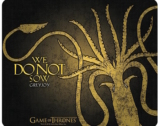 GAME OF THRONES - Tapis de Souris GREYJOY - PC