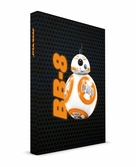 STAR WARS 7 - Note Book W/Light - BB-8