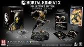 Mortal Kombat X édition collector - XBOX ONE