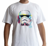 STAR WARS - T-Shirt Trooper Graphique Homme (M)