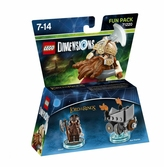 LEGO DIMENSIONS - Fun Pack - Lord Of The Ring Gimli