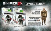 Sniper Ghost Warrior 2 édition limitée - PC