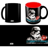 STAR WARS - Mug - Stormtrooper Black