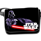 STAR WARS - Messenger Bag W/Flap - DARTH VADER