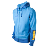 MEGAMAN - Blue Character Hoodies (S)