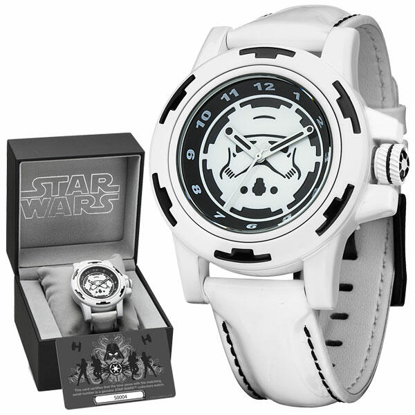 montre star wars stormtrooper dition limit e acheter vendre sur r f rence gaming. Black Bedroom Furniture Sets. Home Design Ideas