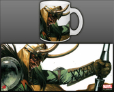MARVEL - Mug - Villains Serie 1 - Loki